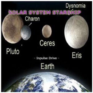 Solar System Starship